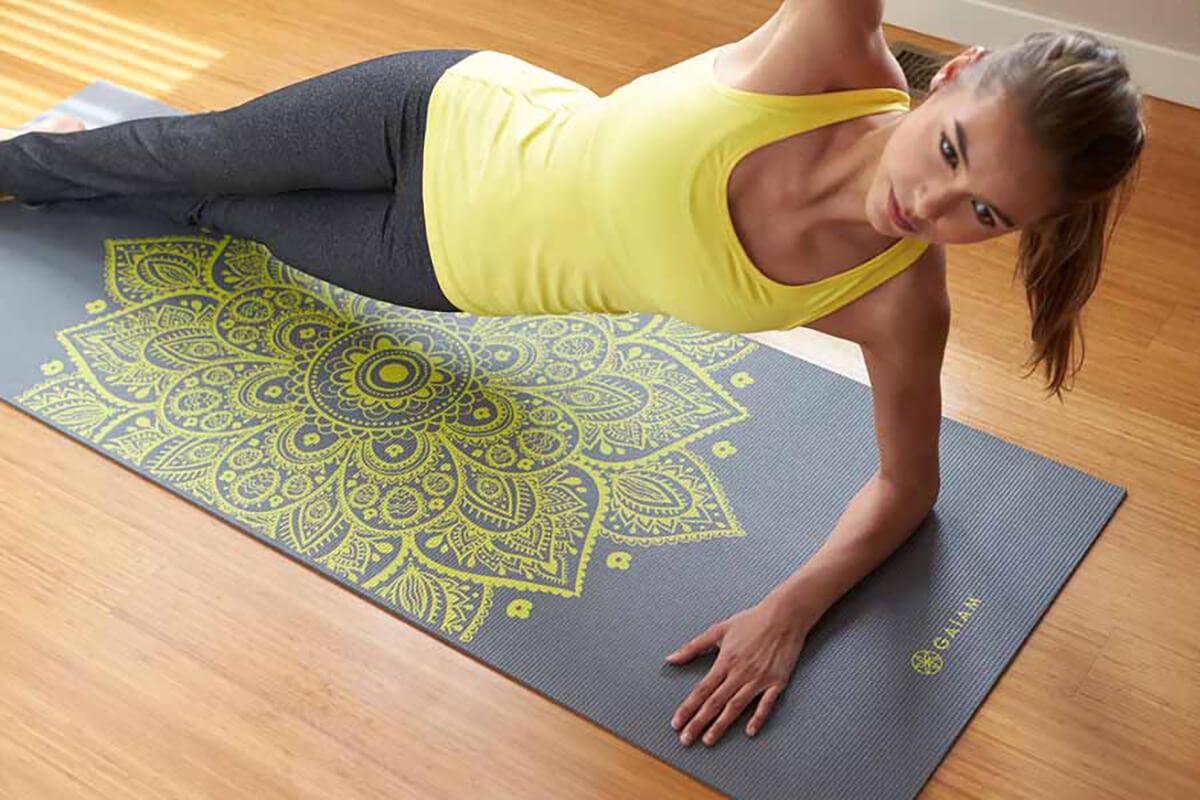 thảm tập yoga loại tốt