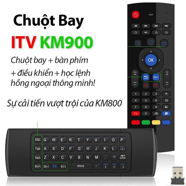 Chuột bay KM900